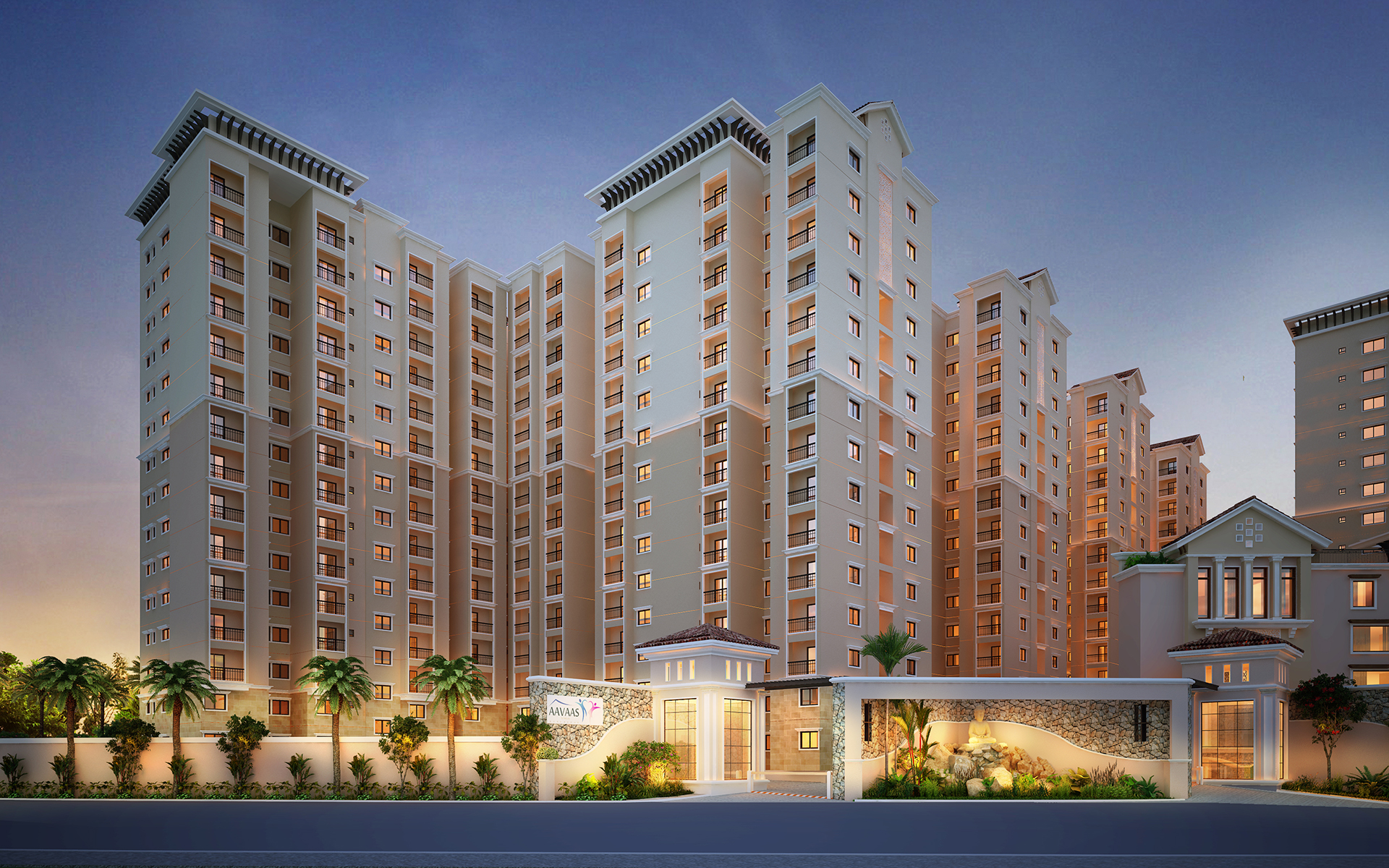 FHDGroup- Aavaas Nebula-Top Architectural Firm in Hyderabad